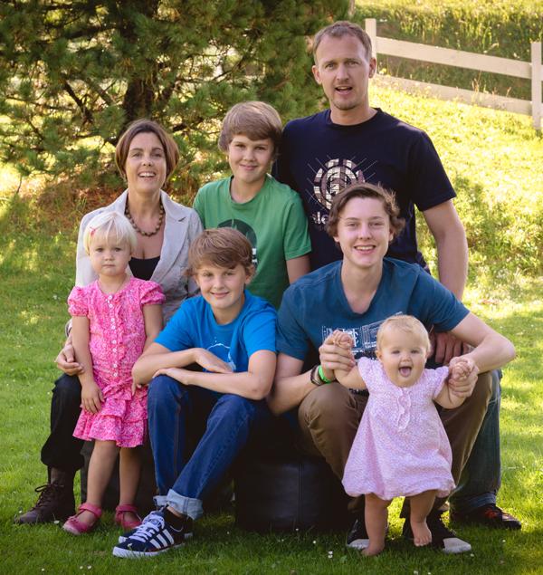 Familie Kraml